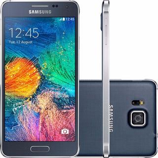 Samsung Galaxy Alpha Desbloqueado Tela 4.7 Câmera 12mp