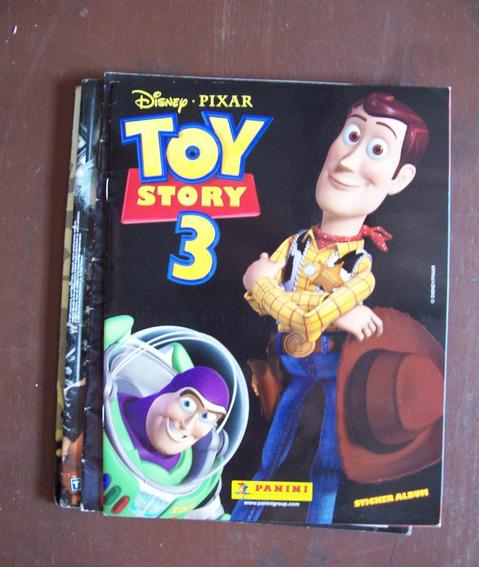 Toy Story 3-disney Pixar-álbum Panini-contiene 29 Estampas