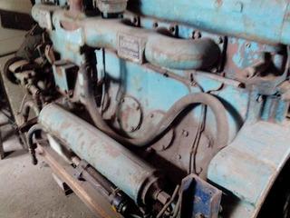 Motor Diesel De Grupo Electrogeno