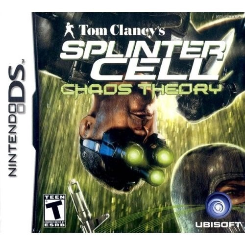 Splinter Cell Chaos Theory Nds Ds Dsi