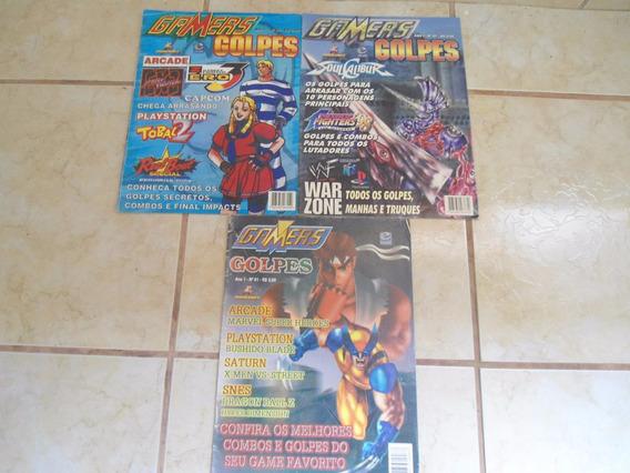 Revista Gamers Golpes - Preço Unitário