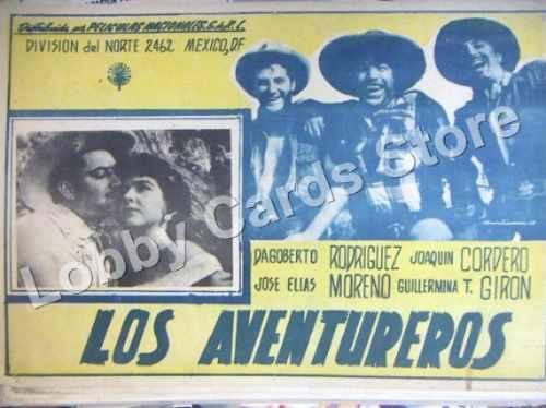 Lobby Cards, Carteles,dagoberto Rodriguez,peliculas