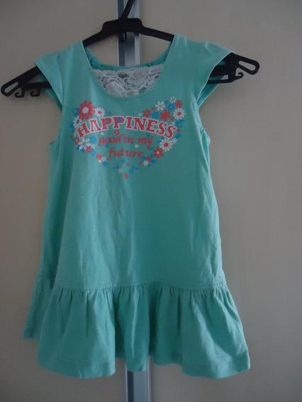 Vestido Infantil Menina De Verão 2 Anos Usado 02