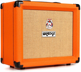 Amplificador Para Guitarra Electrica Orange Crush 20 20w Nue