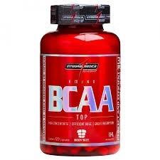 Amino Bcaa Top (120caps) - Integralmédica
