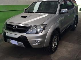 Toyota Hilux Sw4 Srv 3.0 Tdi 4x4 Cuero A/t 2007