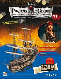 Piratas Do Caribe Número 71 Salvat