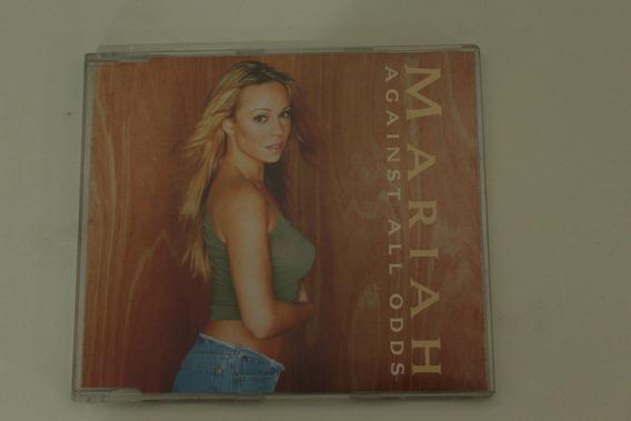 Mariah Carey Against All Odds Promo 1999 Importado Single
