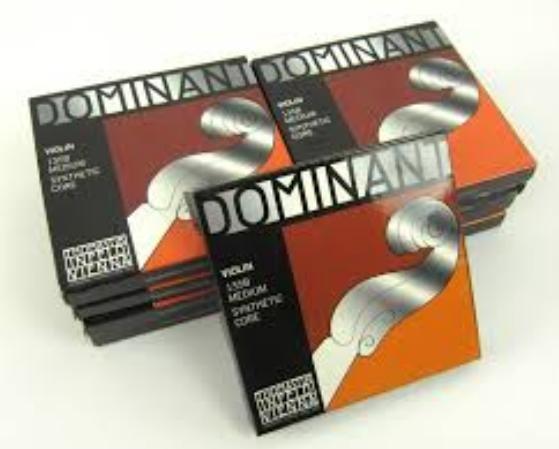 Cuerdas Violin Thomastik Dominant (set Completo)