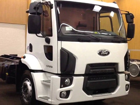 Ford Cargo 1723/48 Ev 6x2 Cd Aut