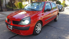 Renault Clio 2003 Style 1.6 16v Impecable