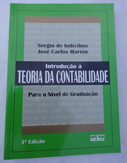 Introdução À Teoria Da Contabilidade - Iudícibus - 3ª Edição