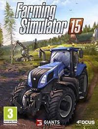 Farming Simulator 2015 - Pc - Frete Grátis Aproveita !!