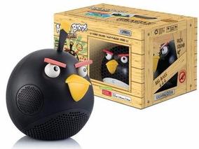 Caixa De Som Dock Angry Birds 30wrms