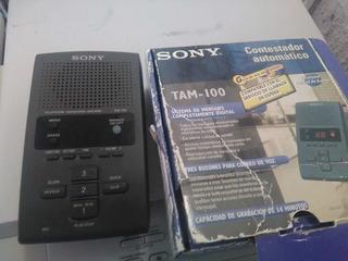 Contestadora Telefonica Tam-100