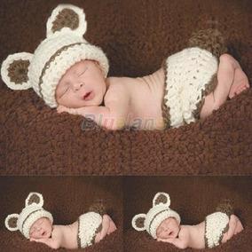 Newborn Urso Bege Ensaio Fotográfico Pronta Entrega