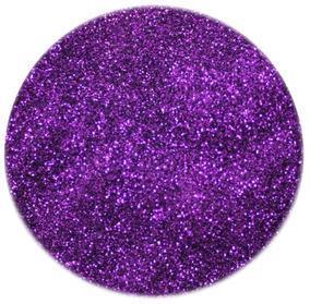 Glitter Purpurina Em Pó Roxo - 500 Grs. - Pronta Entrega