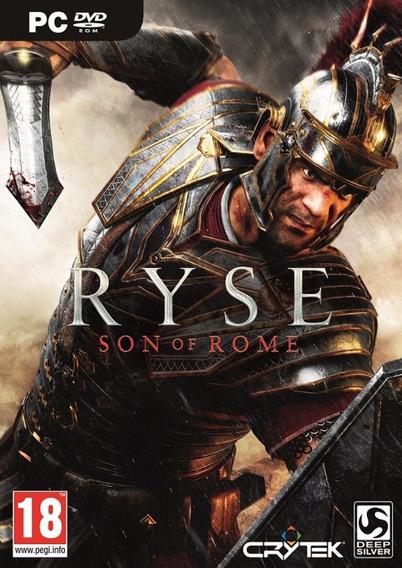 Ryse Son Of Rome ( Mídia Física ) Pc - Dvd Frete Gratis