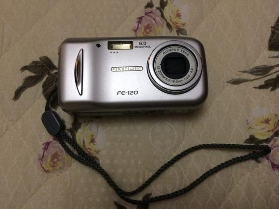 Câmera E Filmadora Digital Olympus