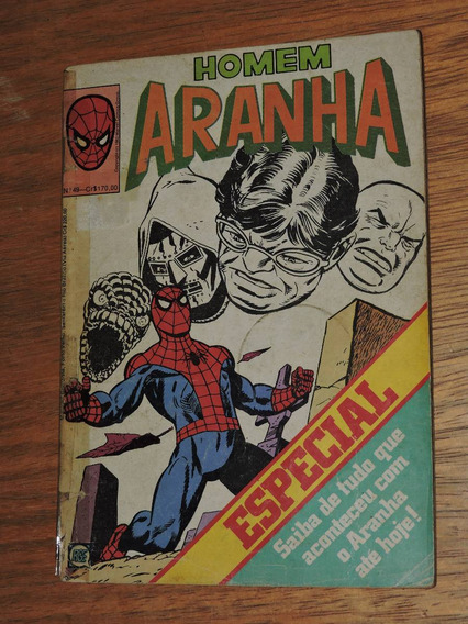 Homem Aranha No 49 Rge