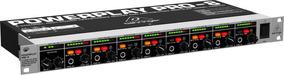 Amplificador De Fone Rack Ha 8000 Powerplay Behringer Ha8000