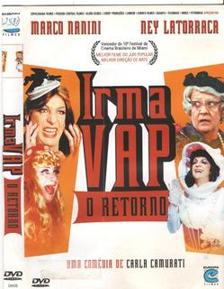 Dvd Irma Vap O Retorno -original-