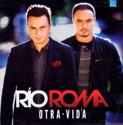 Rio Roma Otra Vida Cd Disco Con 12 Canciones | Mercado Libre
