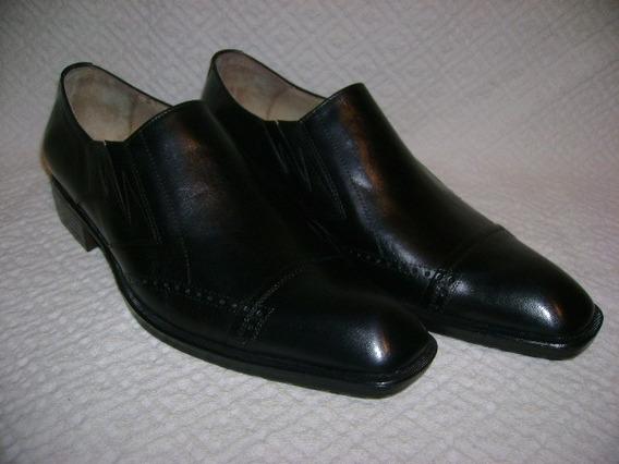Zapatos De Cuero N° 42.5