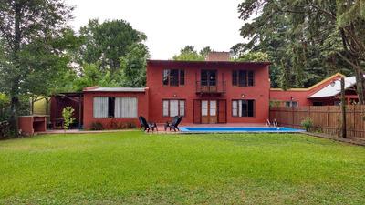 Casa Quinta En Gral Rodriguez ..la Matilde ! Alquiler Tempor