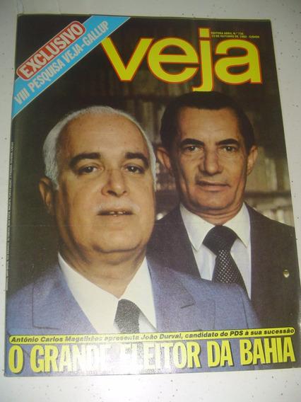 Revista Veja 736 Et Tornaghi Mario Gomes Ohana Bahia 1982