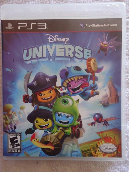 Disney Universe Ps3 ** Frete Gratis Leia