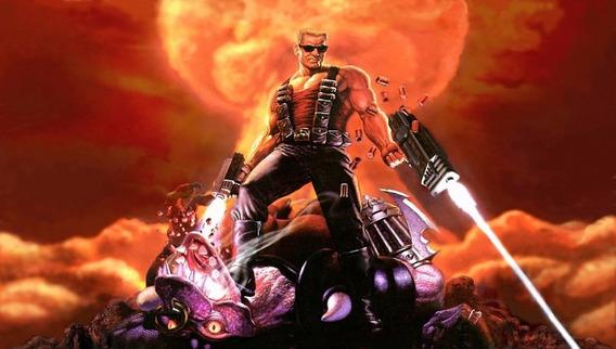 Duke Nukem 3d Pc (original)