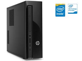 Desktop Intel Hp Computador Quad Core N3700 4gb 500gb Window