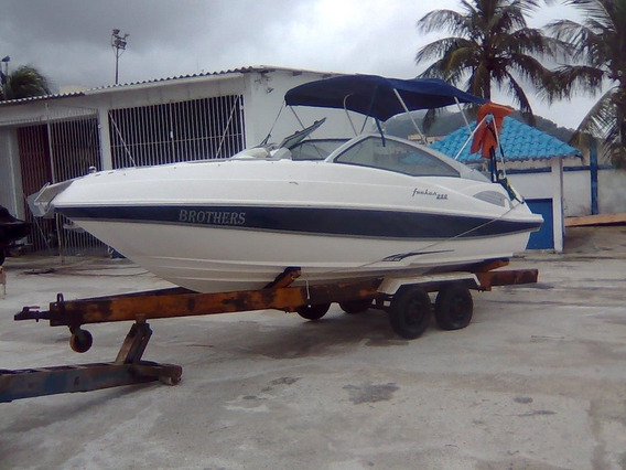 Focker 200 Azure 2009 Com Mercury Optimax 150 Impecável