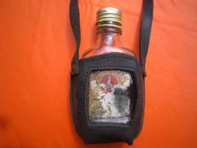Antigua Mini Botella De Tequila Revolucion