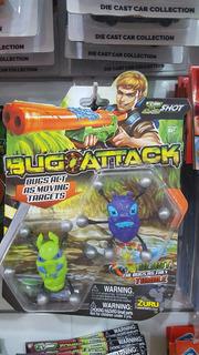 Bug Attack Pack 2 Bichos X Shot Zuru July Toys
