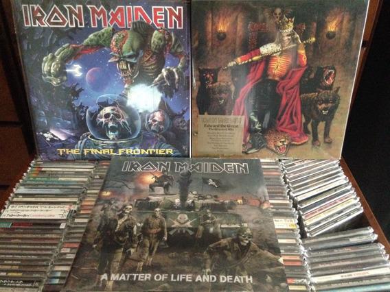 Iron Maiden Lp Vinil Edward Matter Life Final Amolad Rocks