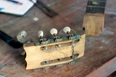 Luthier Guitarras, Charangos, Etc. Reparación Y Restauración