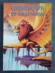 Livro De Arte E Fantasia De Rodney Matthews