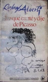 trouver le prix le plus bas bons plans sur la mode prix raisonnable Lo Que Cante Y Dije De Picasso en Mercado Libre Argentina