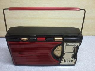Antigo Rádio Eumig Okay 331/2 Made In Austria