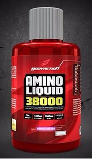 Amino Liquid Bodyaction 480 Ml