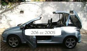 Peugeot 206cc 2.0 Cuero 2005