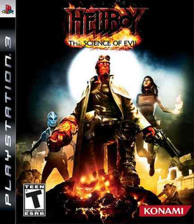 Hellboy The Science Of Evil Ps3