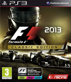 F1 2013 Ps3 Psn - Midia Digital