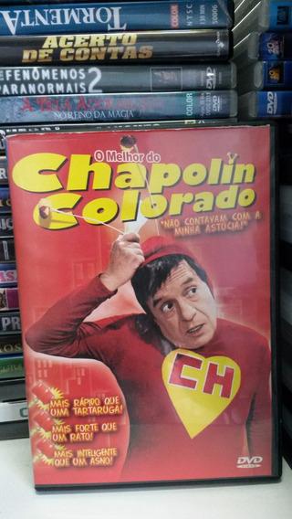 Dvd Original Do Filme O Melhor Do Chapolin Colorado