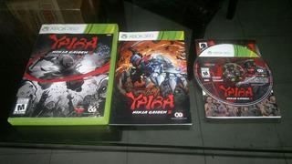 Yaiba Ninja Gaiden Z Para Xbox 360,excelente Titulo
