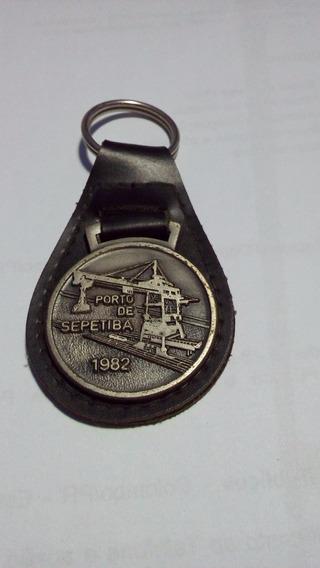 Chaveiro Antigo Do Porto De Sepetiba (itaguaí) 1982