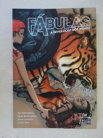 Fábulas A Revolução Dos Bichos! Vol 2! Devir 2006!