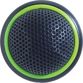 Miniatura Microfone Condensador Shure Mx395b-bi-led Preta